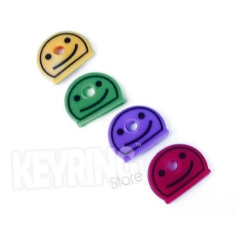 Smiley Key Caps - Set of 4