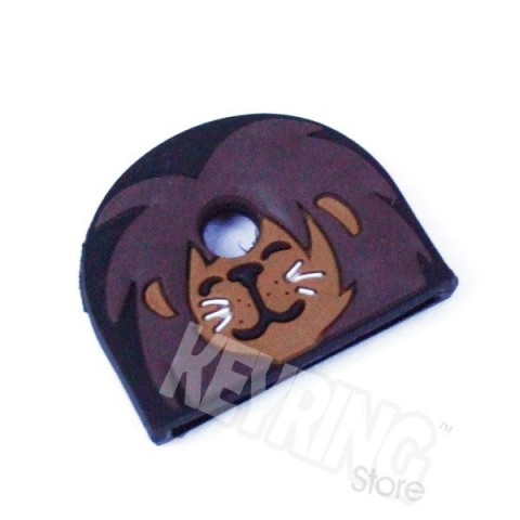 Lion Animal Key Cap -  to identify your keys