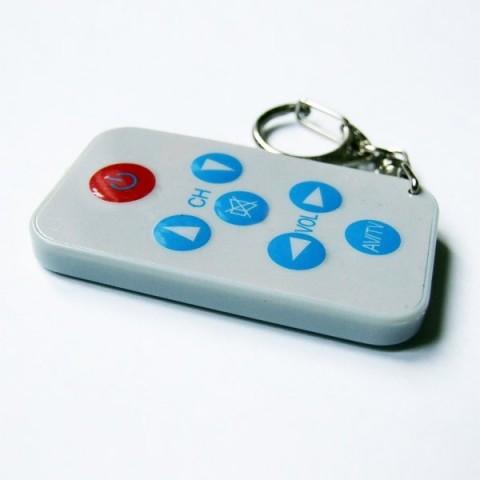 Mini Universal TV Remote Keyring