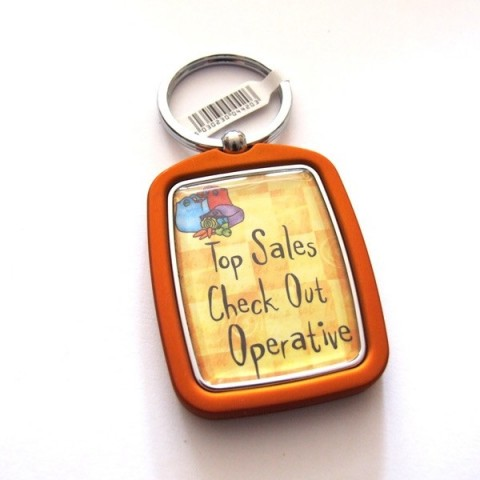 Check Our Operative Keyring