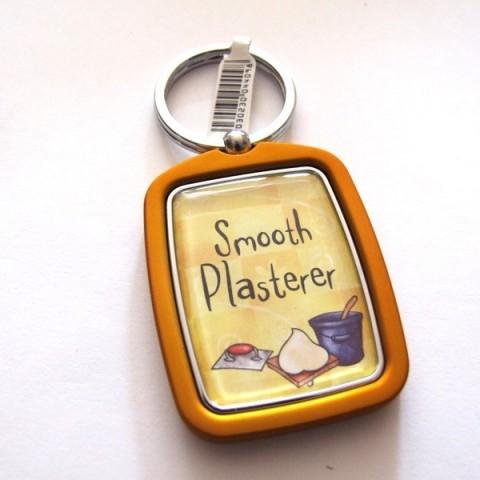 Plasterer Keyring