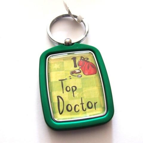 Doctor Keyring